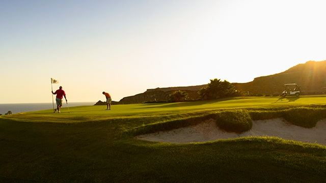 Golf at Monterey Peninsula