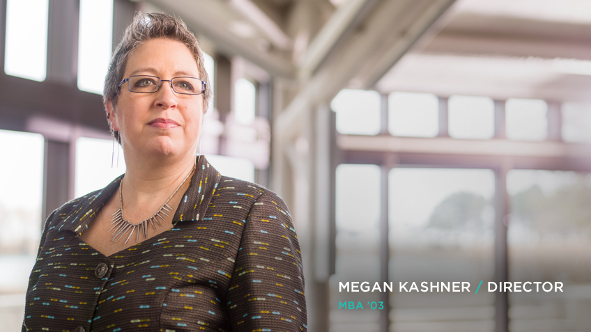 Megan Kashner is Kellogg's Director of Social Impact | Social Impact | Kellogg School