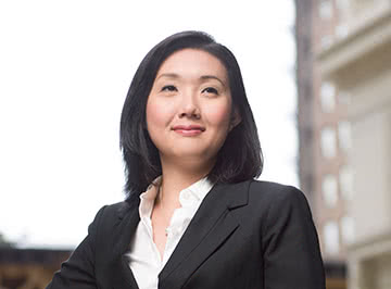 Susan Wang used the Kellogg part-time MBA program to prepare for a career in finance