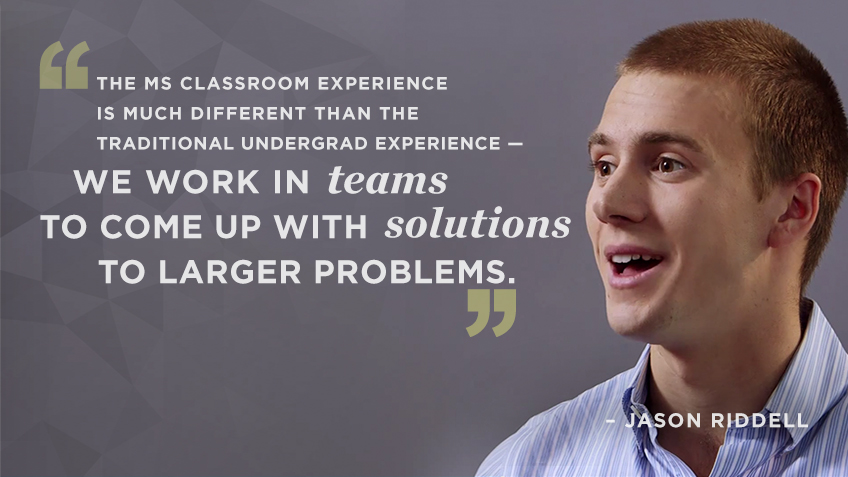 Alumni Jason Rodell talks about his Kellogg MSMS Master in Management experience