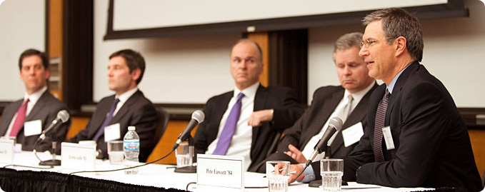 2012 Distinguished Alumni Panel