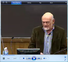 Sam Zell Video