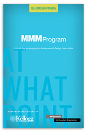 Kellogg - MMM Program Brochure
