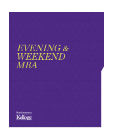 Part-Time MBA Viewbook