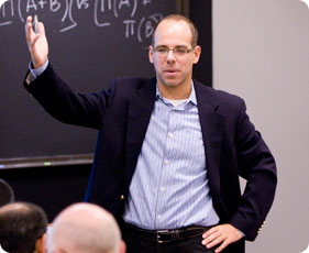 Professor Mike Mazzeo