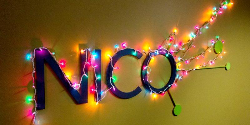 Happy Holidays from NICO