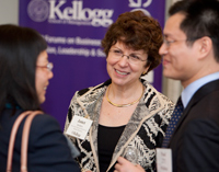 Janet sanders joins kellogg as assistant dean for alumni for A janet lynne salon