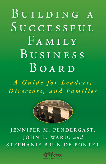 Book_Building a SuccessfulFamilyBusiness