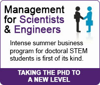 Management for Scientists and Engineers
