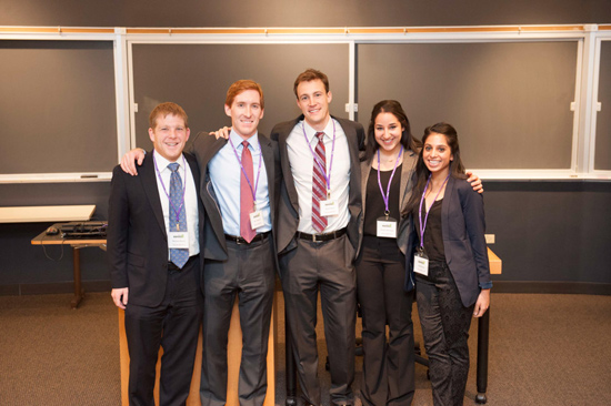 Kellogg HEMA Case Competition 2014 Honorarium Kellogg