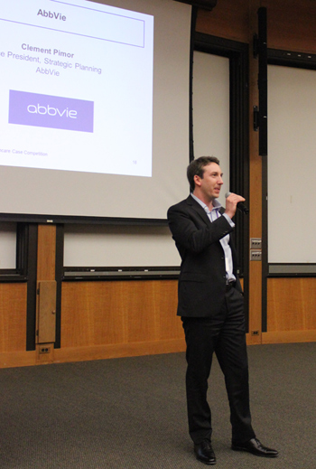 Clement Pimor Vice President of Corporate Strategic Planning at AbbVie