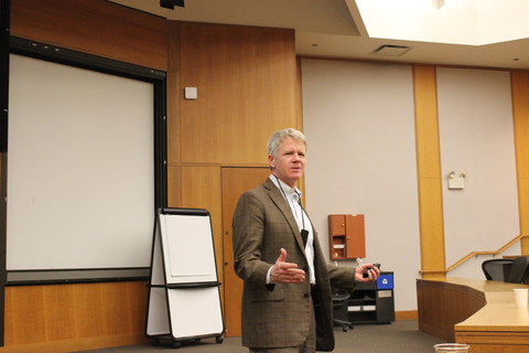 Tim Calkins Clinical Professor of Marketing