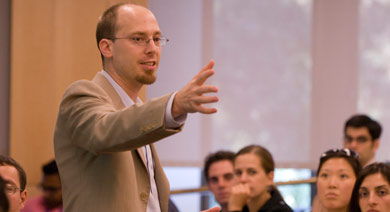Professor Adam Galinsky