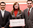 Part-Time students won a recent case competition