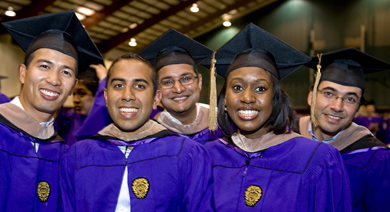 The Kellogg School's Class of 2009 celebrated Convocation on June 20.