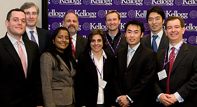 2009 Strategy Challenge Winners