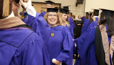 EMBA Convocation 2010