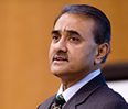 """The perception of India has changed, and it has a lot to do with people like you sitting here."" — Praful Patel, India's minister of heavy industries and public enterprises, at the 2011 India Business Conference"