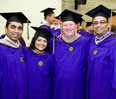The June 11 Convocation ceremony celebrated the graduation of 88 students from the Kellogg School's Executive MBA Program.