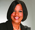 Roslyn M. Brock '99, national board chairman of the National Association for the Advancement of Colored People