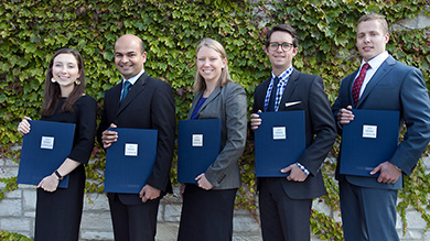The 2015 Siebel Scholars