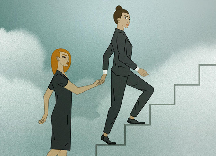 Getting More Women into the C-Suite Means Keeping Them in the Talent Pipeline