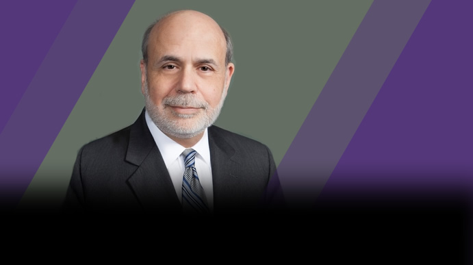 Ben S. Bernanke in Conversation with Professor Jan Eberly