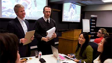 M&M'S tops the 2012 Kellogg School Super Bowl Advertising Review