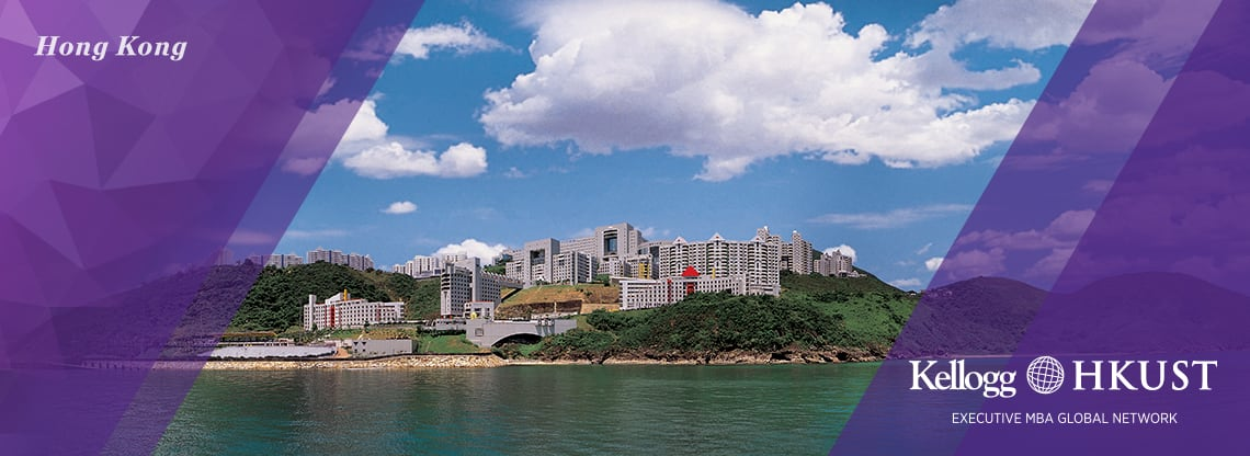 Kellogg Executive MBA Global Network — HKUST