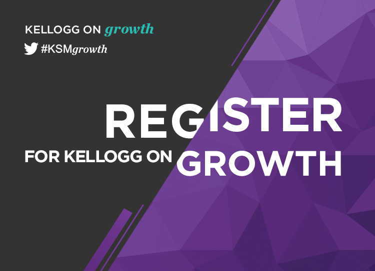 Kellogg on Growth 2016