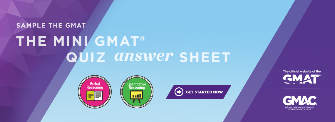 Sample the GMAT