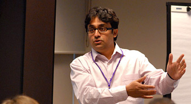 Professor of Managerial Economics and Decision Sciences Sandeep Baliga