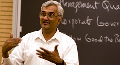 Chicago Mercantile Exchange/John F. Sandner Professor of Finance Ravi Jagannathan