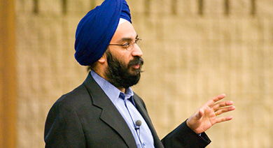 McCormick Foundation Chair of Technology Mohanbir Sawhney