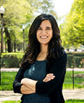 2015 Youn Impact Scholar Nicole Chavas