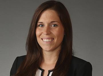 Caitlin Partridge Student Chair on Kellogg on Growth student leadership team