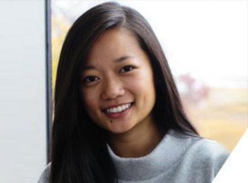 Elaine Chen Student Chair on Kellogg on Growth student leadership team