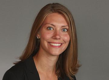 Sarah Richards Student Chair on Kellogg on Growth student leadership team