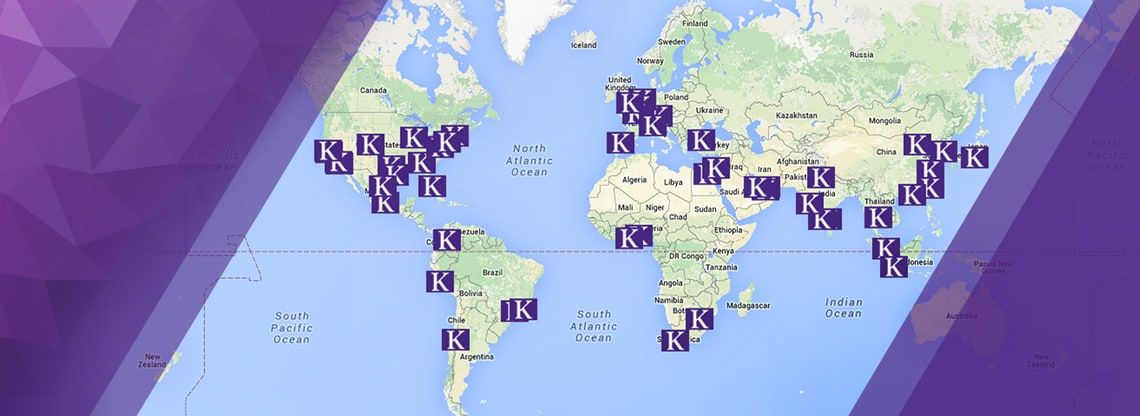 Kellogg admissions events around the globe