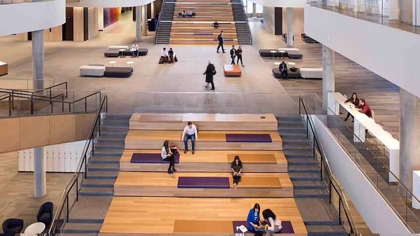 Global Hub Kellogg School Of Management Northwestern