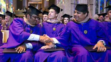 2012 EMBA Convocation