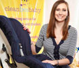 Jennifer Beall '10 launched CleanBeeBaby