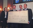Wharton Case Competition winners
